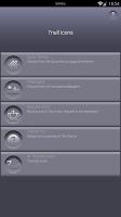 Screenshot of 7null icon pack - Nova Apex