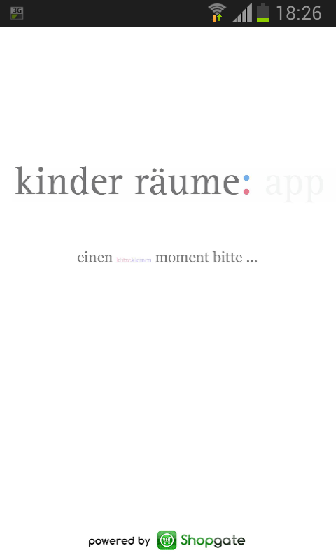 kinder räume ag - screenshot