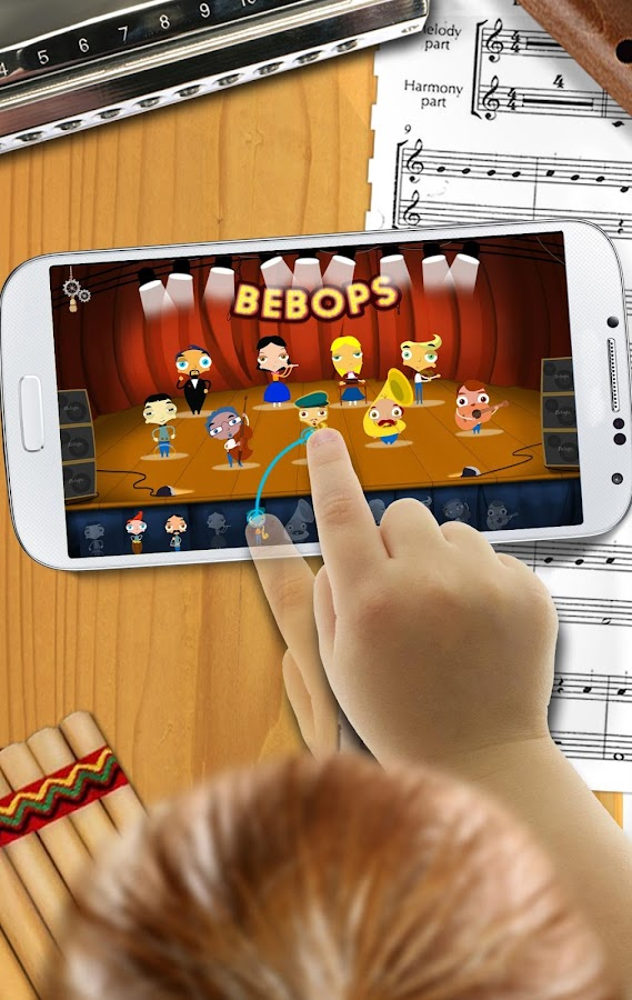 BEBOPS - Create your own Band- screenshot