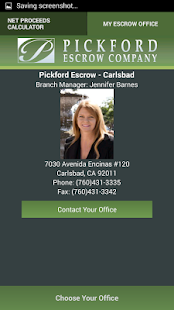 Pickford Escrow - screenshot thumbnail
