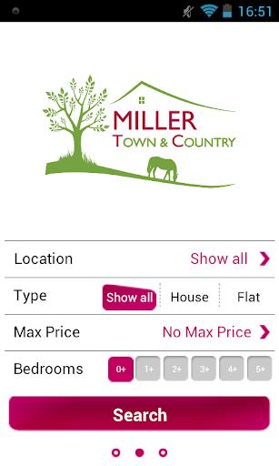 【免費生活App】Miller Town & Country-APP點子