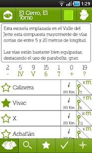 Escaladapp Extremadura- screenshot thumbnail