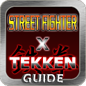 Street Fighter x Tekken Guide logo