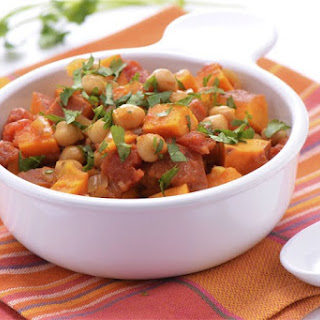 Robin's Vegan Chickpea Stew.