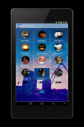 【免費媒體與影片App】晚安-APP點子