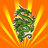 Dragon Power, theme 480x800