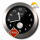 Weather Clock Widget
