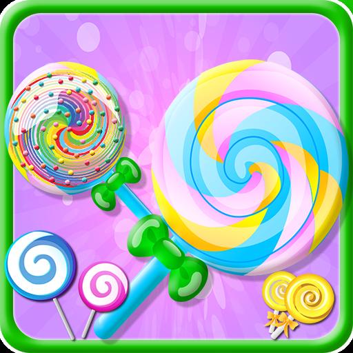 糖果制造商烹饪游戏 休閒 App LOGO-硬是要APP