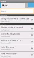 Screenshot of Bibione Official Guide 2014