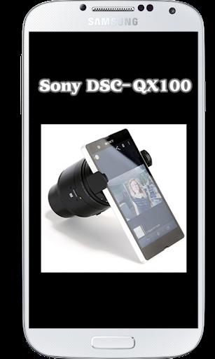 DSC-QX100 Tutorial