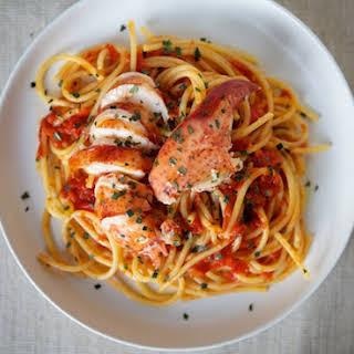 Lobster Diavolo.