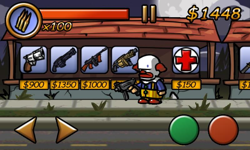 Zombieville USA- screenshot