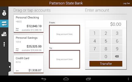 Patterson State Bank Mobile Screenshot 23