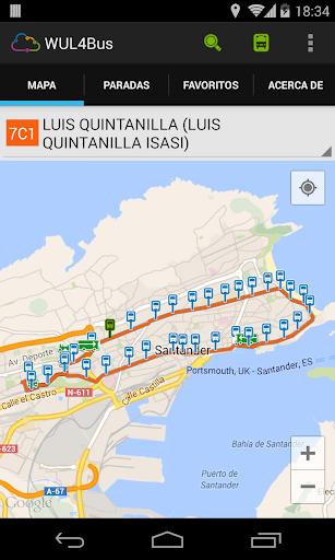 Autobuses Santander WUL4Bus