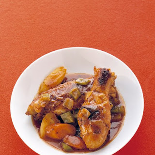 Creole Chicken Fricassee