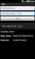 Screenshot of XVal Xbox 360 Ban Tester