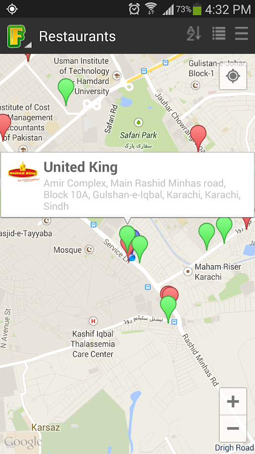 Foortal - Online Food Ordering - Android Apps on Google Play