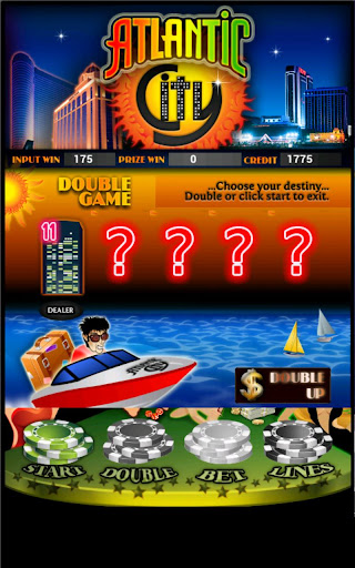 Atlantic City Slot Machine HD Screen Capture 3