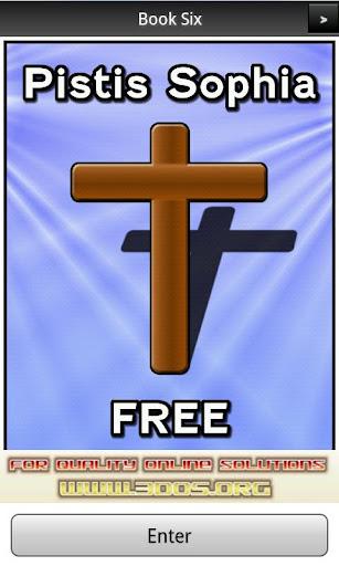 Pistis Sophia Book 6 FREE