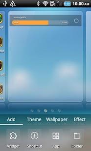 Green planet_Turbo  EX Theme - screenshot thumbnail