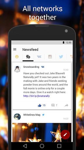1board - all social networks