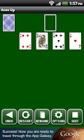 Screenshot of Aces Up