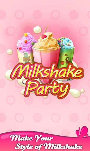 Frozen Drink Maker: Milkshake