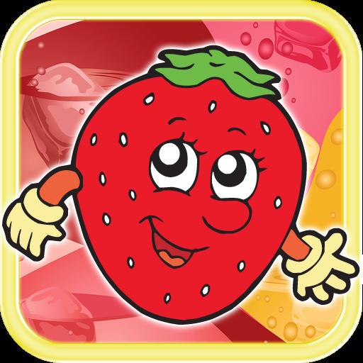Sugared Strawberries Pals LOGO-APP點子
