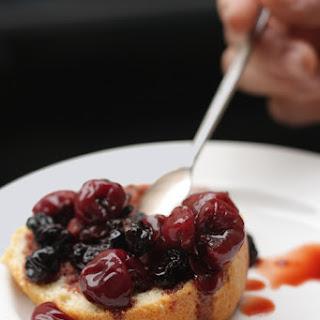 Gâteau de Savoie.