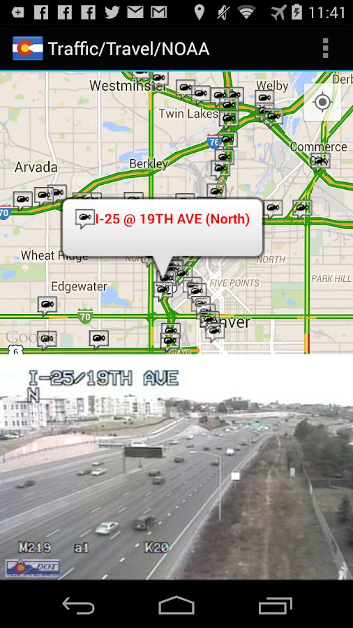 Colorado Traffic Cameras - Android Apps on Google Play