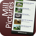 Historic Mill Pictures App icon