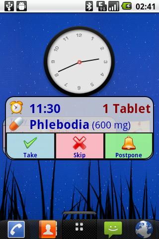 My Pills - screenshot