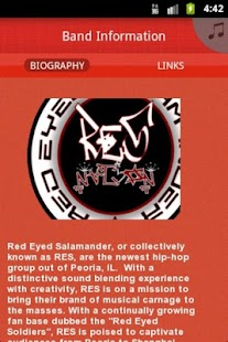 Red Eyed Salamander - screenshot thumbnail