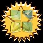 Next Launcher Theme ColorStars icon