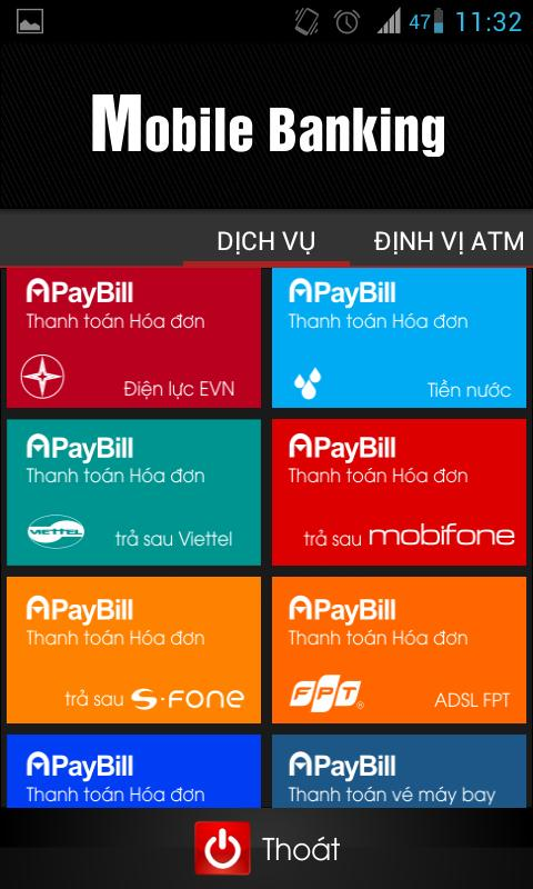 Agribank Mobile Banking- screenshot