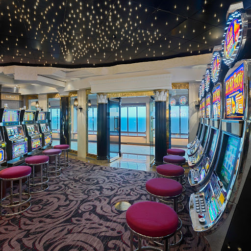 Enrichment-Entertainment-Crystal-Casino-on-Crystal-Symphony - Enjoy a fun evening in the Crystal Casino while on the Crystal Symphony.