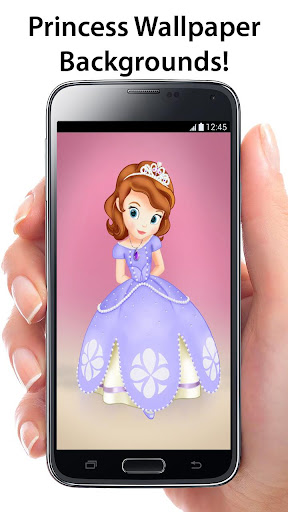 【免費個人化App】Girly Princess Wallpapers HD-APP點子