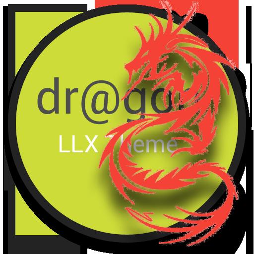 dr@gon LLX Theme\Template LOGO-APP點子