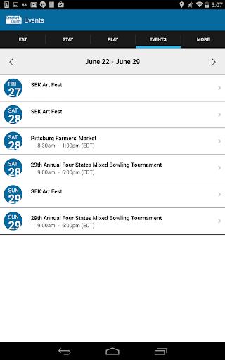 【免費旅遊App】Visit Crawford County, Kansas-APP點子