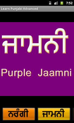 Learn Punjabi Full