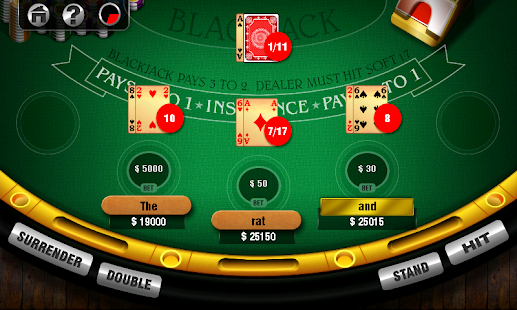 how to play blackjack professionally