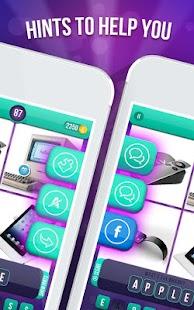 【免費解謎App】4 Pics 1 Word: Guess the brand-APP點子