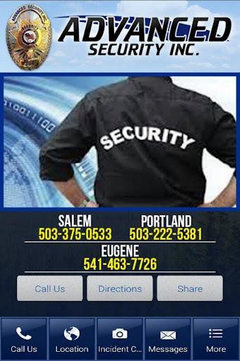 Advanced Security INC.