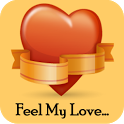 Feel My Love -Free (Valentine) icon