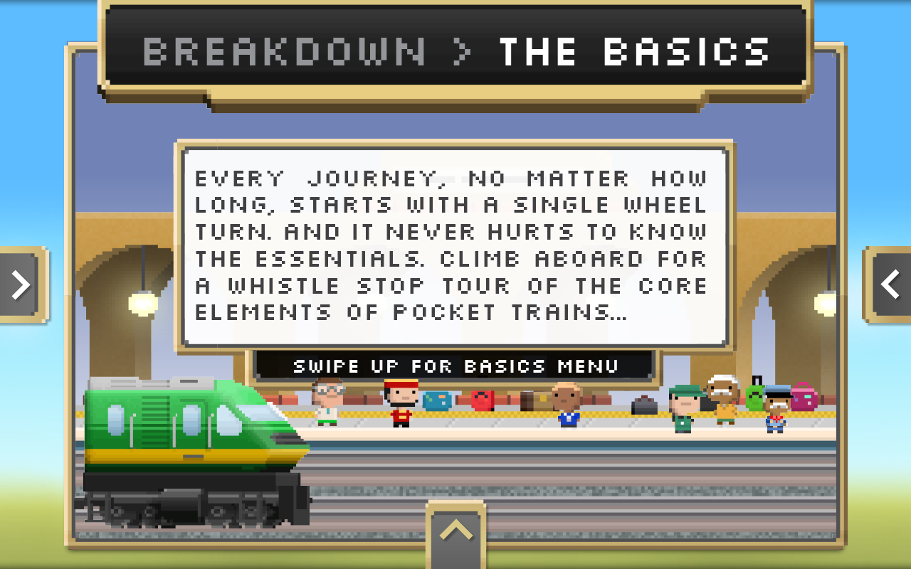 Pocket Trains Official Guide- screenshot