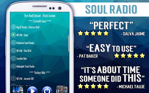 Free Soul Radio- screenshot thumbnail