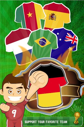 World Cup App 2014