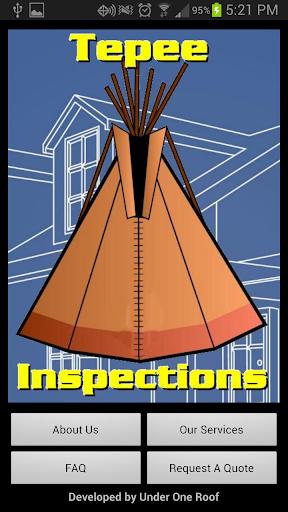 玩商業App|Tepee Inspections免費|APP試玩