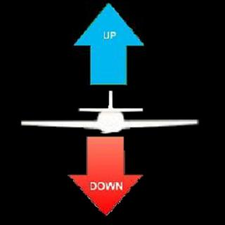 Aircraft Upside Down Avionics