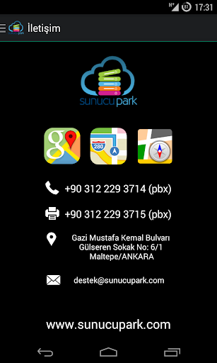 SunucuPARK Hosting Domain VDS